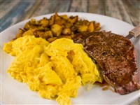 Steak And Eggs at The Original Pancake House  , Bethesda