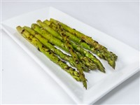 Grilled Asparagus at Sette Osteria, Washington