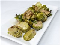 Sautéed Brussels Sprouts at Sette Osteria, Washington