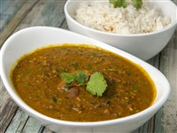 Dal Makhni at Lemon Cuisine of India, Washington
