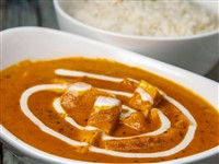 Paneer Makhni at Lemon Cuisine of India, Washington