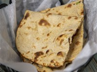 Roti / Paratha at Lemon Cuisine of India, Washington