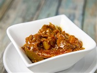 Achar at Lemon Cuisine of India, Washington