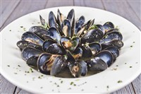 Mussels Amore at That's Amore, Rockville