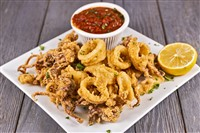 Calamari (Fritti Or Griglia) at That's Amore, Rockville