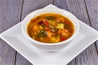 Minestrone Soup Bowl at That's Amore, Rockville