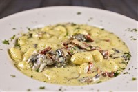 Gnocchi A La Pesto at That's Amore, Rockville