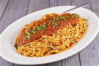 Spaghetti Marinara Or Bolognese at That's Amore, Rockville