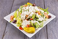 Amore's Greek Salad at That's Amore, Rockville