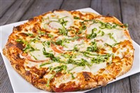 Margarita Pizza at That's Amore, Rockville