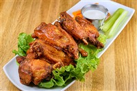 Buffalo Wings at Magnolia Kitchen & Bar, Washington