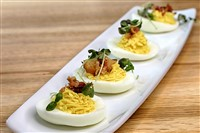 Deviled Eggs at Magnolia Kitchen & Bar, Washington