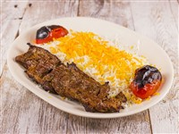Filet Kabob at Caspian House of Kabob, Gaithersburg