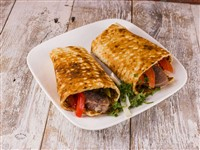 Tongue Sandwich at Caspian House of Kabob, Gaithersburg
