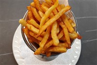French Fries at La Ferme Restaurant, Chevy Chase